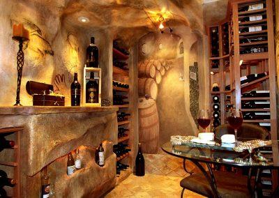 Limestone Wine Cave