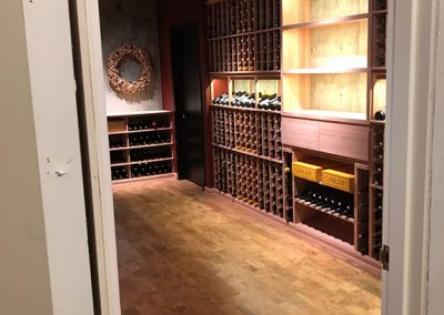 West Coast Wine Cellars, Bank Vault Cellar Image