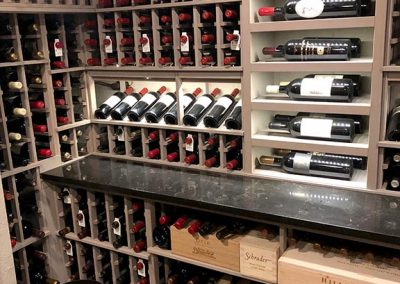 West Coast Wine Cellars, Large Format Cellar Image
